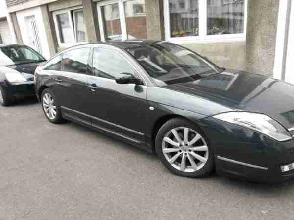 Citroen C6 2, 2 HDI 204 PS Bi Turbo