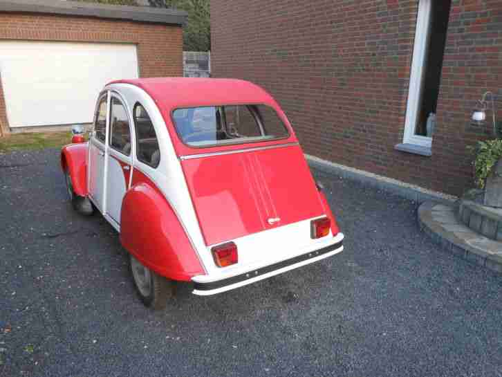 Citroen Ente 2cv 6 Dolly