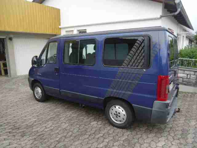 Jumper 2, 2 HDI Transporter VB