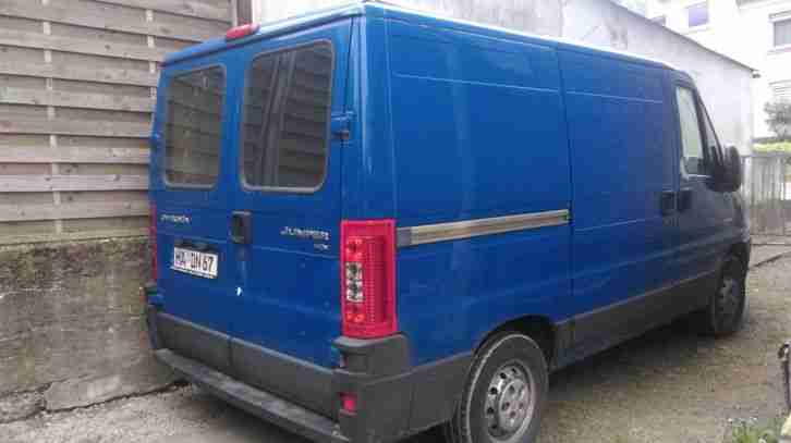 Citroen Jumper 2, 2 Hdi