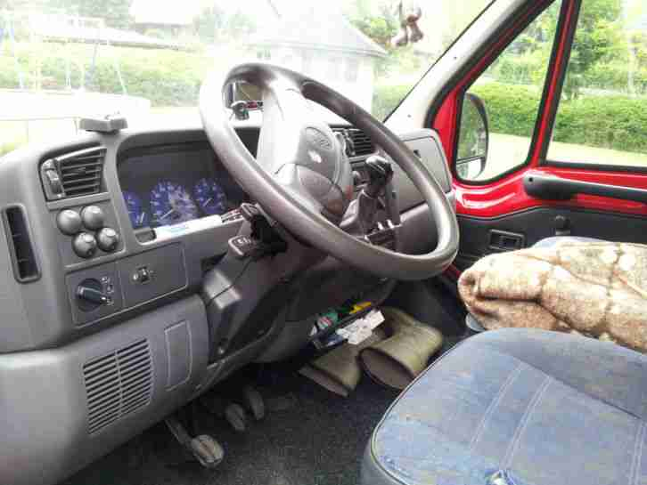 Citroen Jumper voll