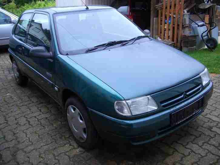 Citroen Saxo VTS 1, 4L 75Ps