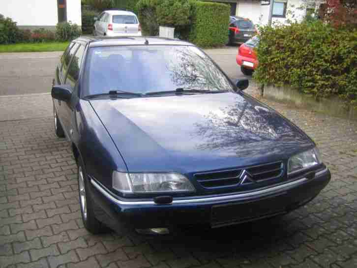 Citroen XANTIA X2 Break, EXCLUSIVE, 2, 0 Liter 16V Benzinmotor 97 kW (132 PS)