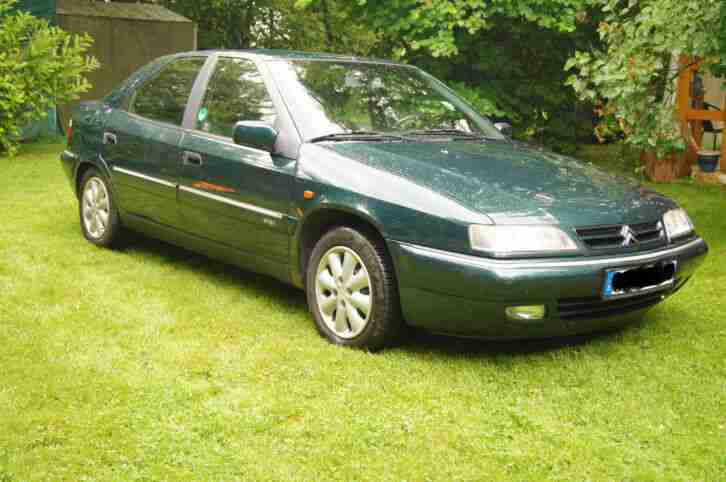Citroen Xantia X2 132 PS