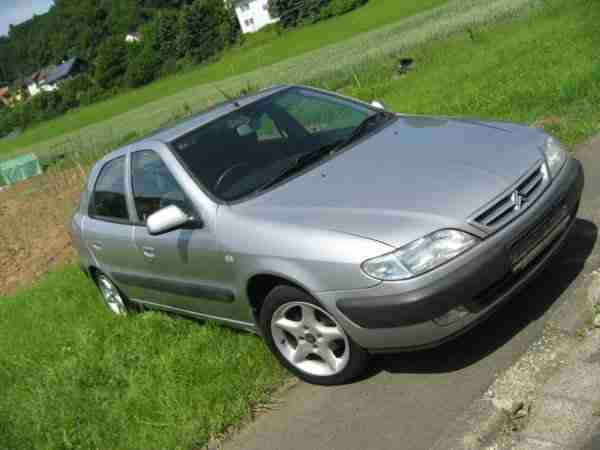 Xsara 1, 8 16V Exclusive Top Zustand!!