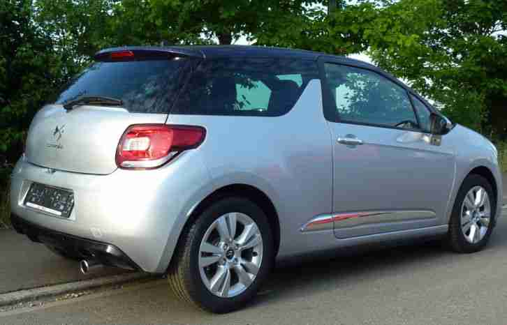 ds3 1.6 VTi 120 So Chic