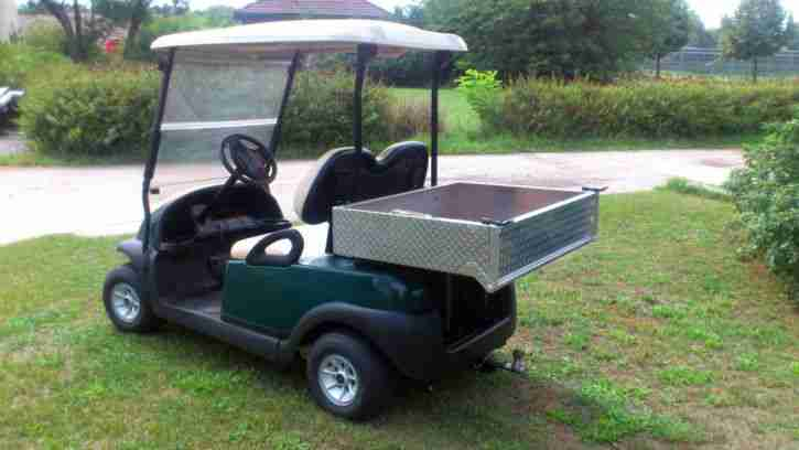 club car precedent golf cart mit ladefl che nutzfahrzeuge angebote. Black Bedroom Furniture Sets. Home Design Ideas