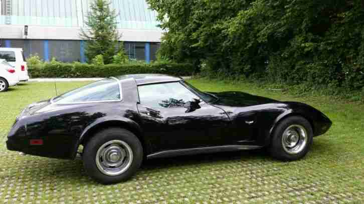 corvette c3 25th anniversary h zulassung die besten. Black Bedroom Furniture Sets. Home Design Ideas