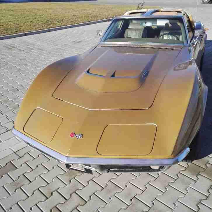 corvette c3 427 cid 4 gang schalter t v h die besten. Black Bedroom Furniture Sets. Home Design Ideas