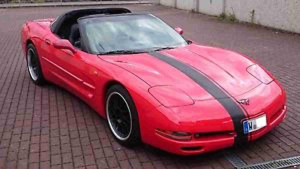 corvette c5 die besten angebote amerikanischen autos. Black Bedroom Furniture Sets. Home Design Ideas
