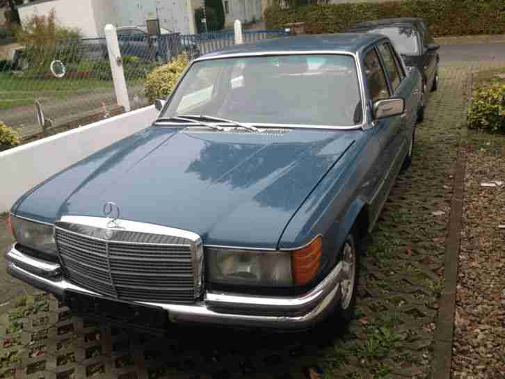 Mercedes Benz DB 280 SE W116