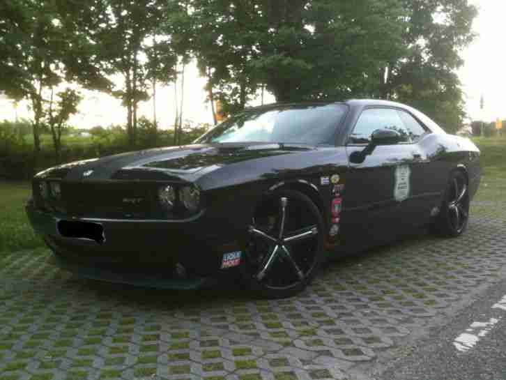 DODGE CHALLENGER 3.5 SRT8 DESIGN