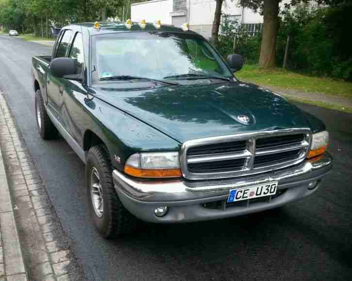 DODGE DAKOTA V8 LPG GAS LKW KEIN RAM