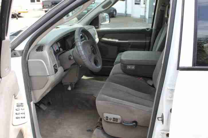 dodge ram 1500 slt quad cabin 4 7 magnum die besten angebote amerikanischen autos. Black Bedroom Furniture Sets. Home Design Ideas