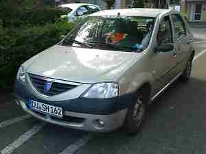Dacia Logan Laureate 1, 6 MPI 64KW ( 87PS ) Bj.2005