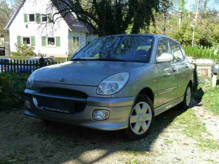 Sirion 1.3 4WD 102PS 154000KM Stand