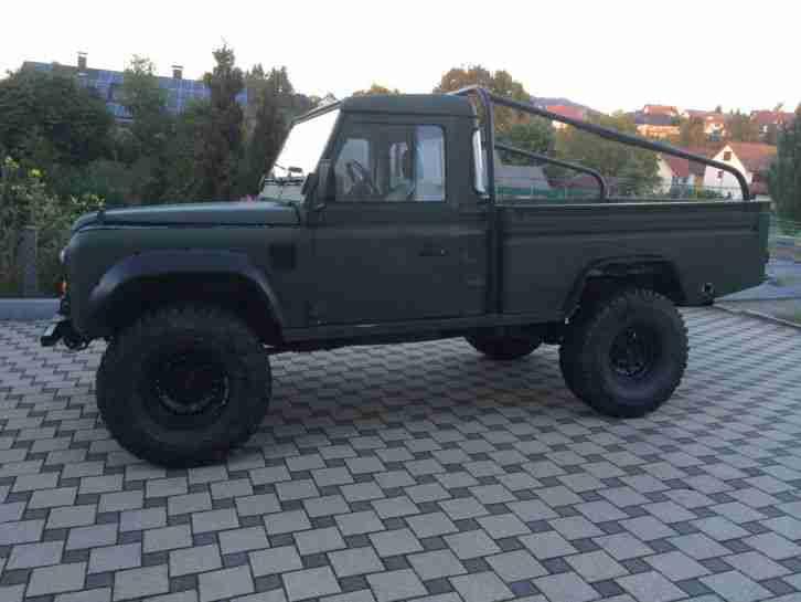 defender 110 pickup 200 tdi tolle angebote in rover. Black Bedroom Furniture Sets. Home Design Ideas