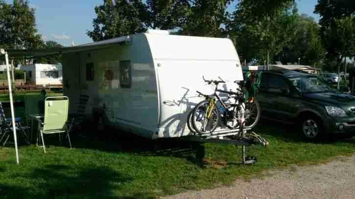 dethleffs camper 540 sk limited edition mit wohnwagen wohnmobile. Black Bedroom Furniture Sets. Home Design Ideas