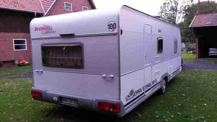 Wohnwagen Mit 3er Etagenbett : Dethleffs camper sk er etagenbett wohnwagen wohnmobile