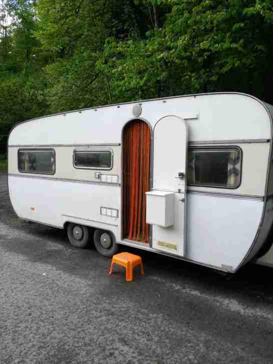 dethleffs globetrotter 520 wohnwagen oldtimer wohnwagen wohnmobile. Black Bedroom Furniture Sets. Home Design Ideas