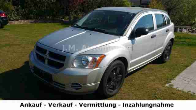 dodge caliber 2 0 crd se klima festpreis angebote dem. Black Bedroom Furniture Sets. Home Design Ideas