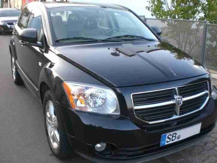 dodge caliber 2 0 crd sxt die besten angebote. Black Bedroom Furniture Sets. Home Design Ideas