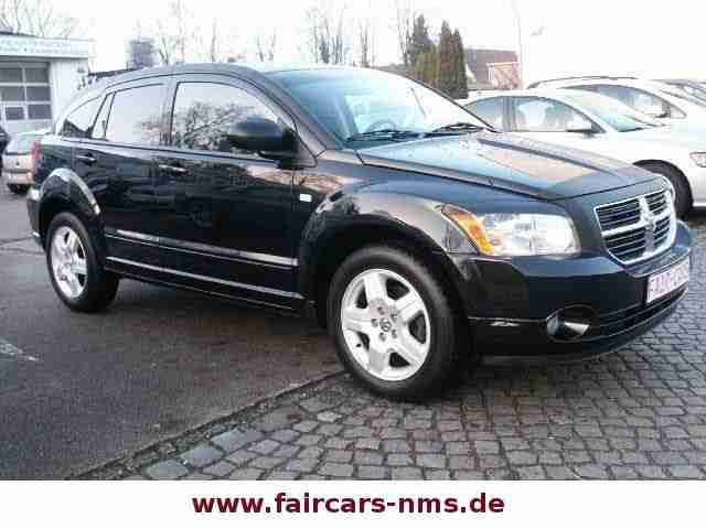 dodge caliber 2 0 crd sxt top zustand navi angebote dem auto von anderen marken. Black Bedroom Furniture Sets. Home Design Ideas
