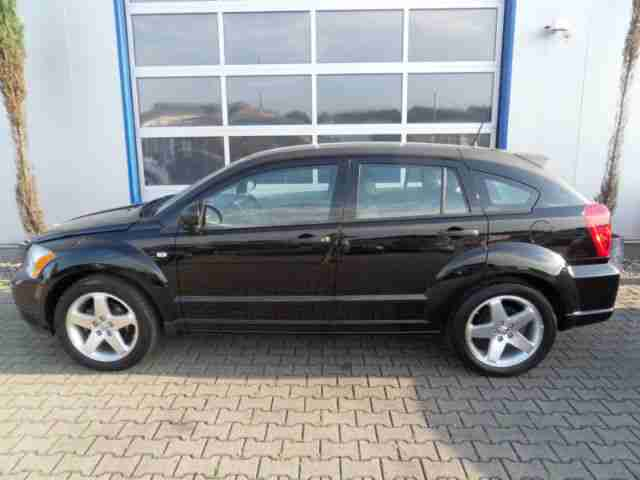 Dodge Caliber 2.0 CVT SXT+LPG Gasanl.+100 Tkm+TOP+