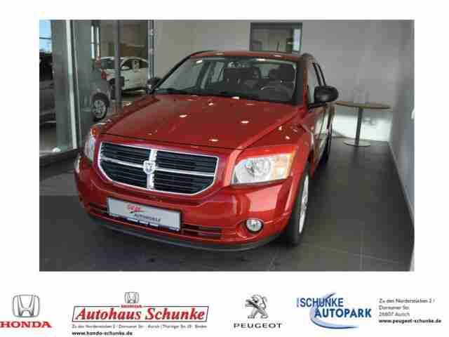 dodge caliber 2 0 sxt 1 jahr garantie angebote dem auto von anderen marken. Black Bedroom Furniture Sets. Home Design Ideas