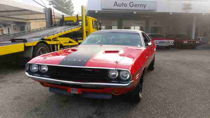 Dodge Challenger RT/SE, 440-6 Pack, 1970