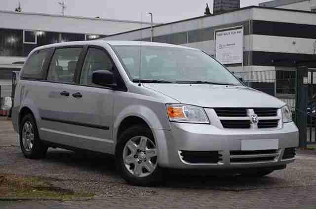 dodge grand caravan e85 Dodge Grand Caravan Flexfuel E1 Ethanol LPG - Angebote dem Auto