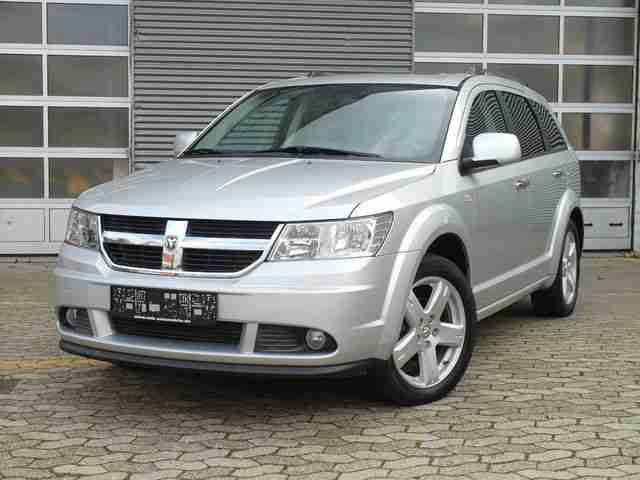dodge journey 2 0 crd 7 sitze navi kamera leder angebote dem auto von anderen marken. Black Bedroom Furniture Sets. Home Design Ideas