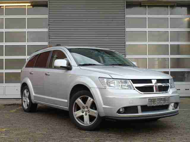 Dodge Journey 2.0 CRD RT Automatik Navi Leder