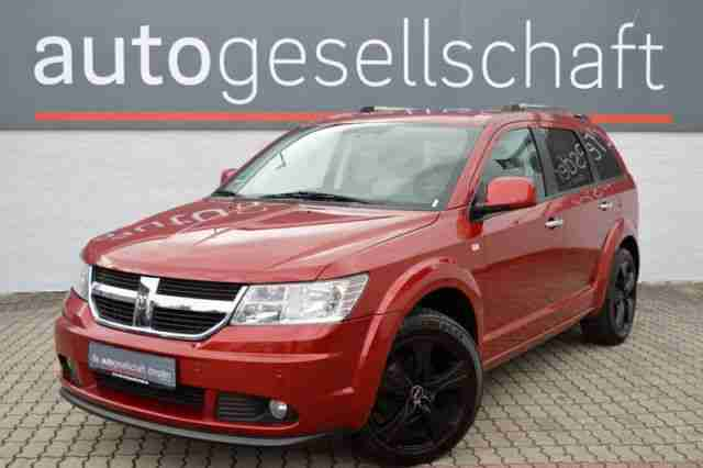 dodge journey 2 0crd r t leder el gsd pdc shz angebote dem auto von anderen marken. Black Bedroom Furniture Sets. Home Design Ideas
