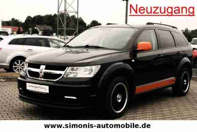 Dodge Journey 2.4 Sport in Top Optik