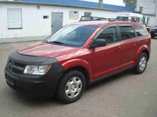 Dodge Journey 2.4SE.Automatik.1Hand.28000km