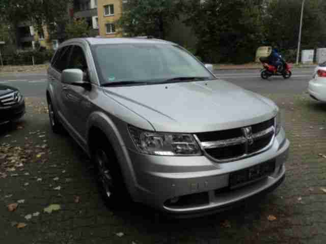 dodge journey r t 2 0 crdi leder automatik angebote dem auto von anderen marken. Black Bedroom Furniture Sets. Home Design Ideas