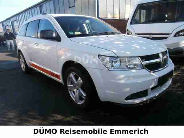 Dodge Journey RT orignal 2,7 Liter, LPG-Gasumbau