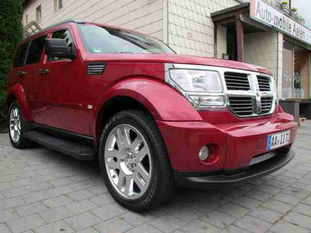 dodge nitro 2 8 crd dpf automatik sxt 4x4 angebote dem auto von anderen marken. Black Bedroom Furniture Sets. Home Design Ideas
