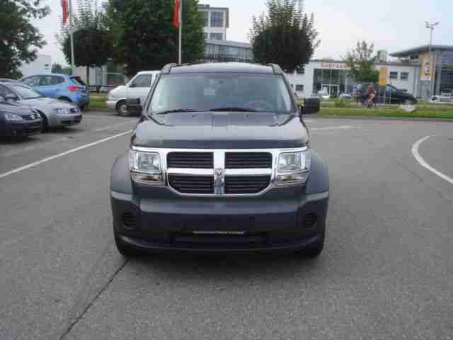 dodge nitro 2 8 crd dpf se 2wd angebote dem auto von anderen marken. Black Bedroom Furniture Sets. Home Design Ideas