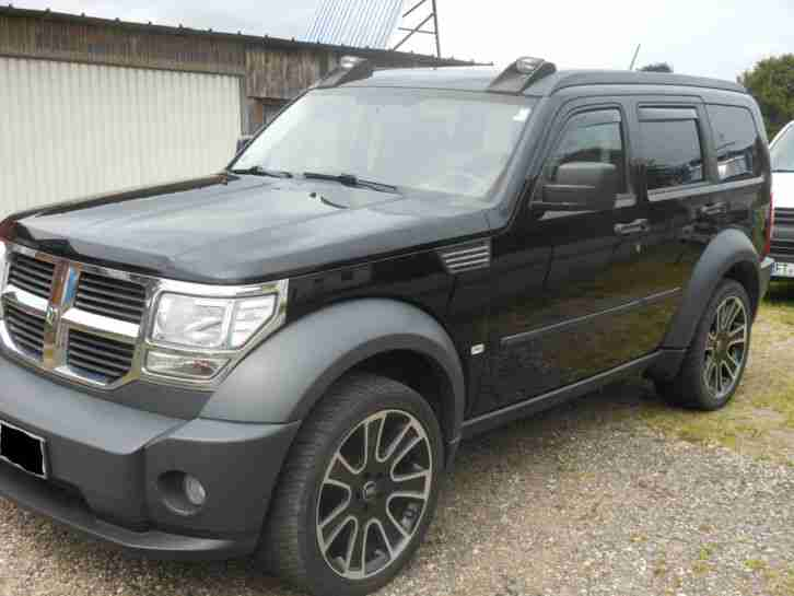 dodge nitro 2 8 crd dpf se angebote dem auto von anderen marken. Black Bedroom Furniture Sets. Home Design Ideas