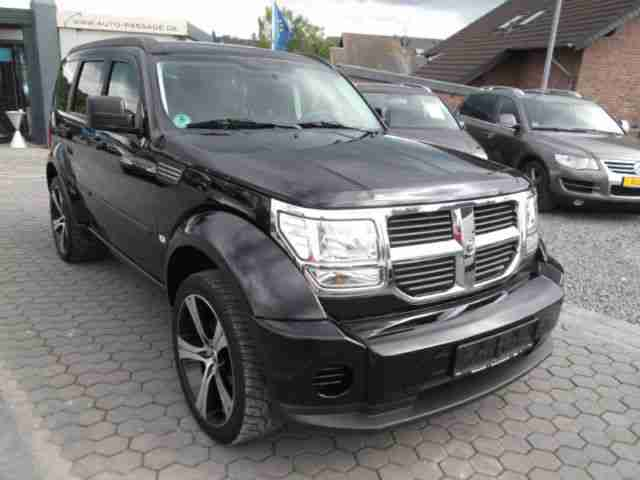 dodge nitro 2 8 crd klima ahk 20 zoll angebote dem auto von anderen marken. Black Bedroom Furniture Sets. Home Design Ideas