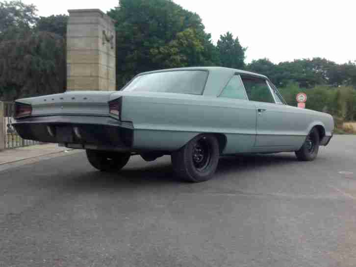 Dodge Polara, 1965, 383 cui, Mopar, C Body , 2 door, H