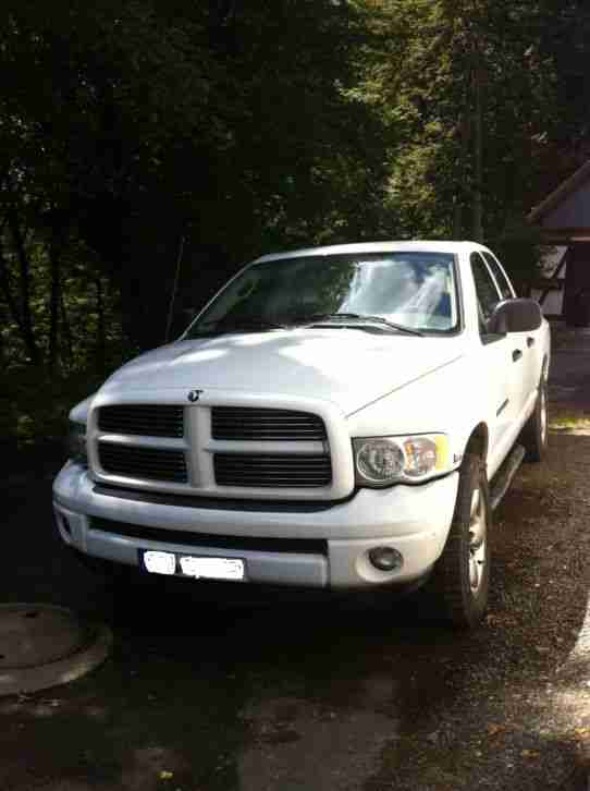 Dodge RAM 1500 Hemi Pick up 5, 7 ltr. Bezin Gas