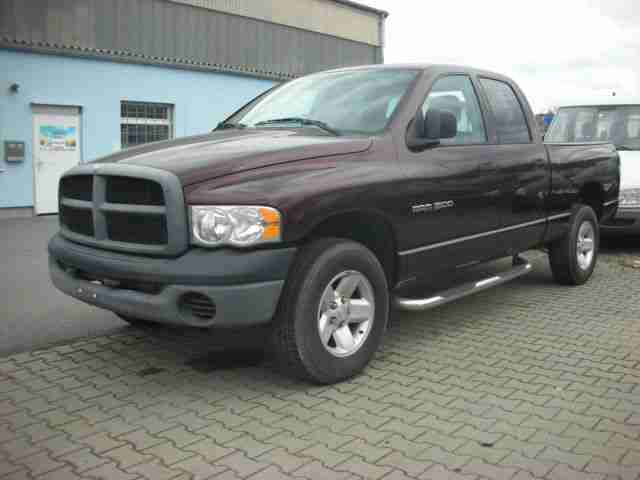 dodge ram 1500 quad cab leder 4x4 angebote dem auto. Black Bedroom Furniture Sets. Home Design Ideas