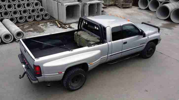 on Dodge Ram 3500 Diesel Dually