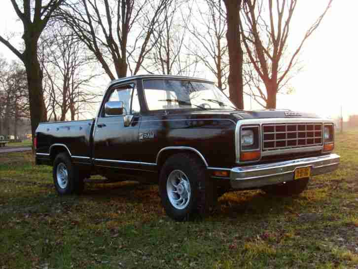 dodge ram 150le d150 gasanlage 1988 5 2 v8 die besten. Black Bedroom Furniture Sets. Home Design Ideas
