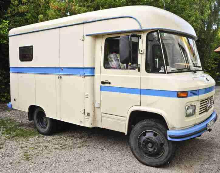 d do rarit t mercedes 406 608 aluminiumkoffer wohnwagen. Black Bedroom Furniture Sets. Home Design Ideas