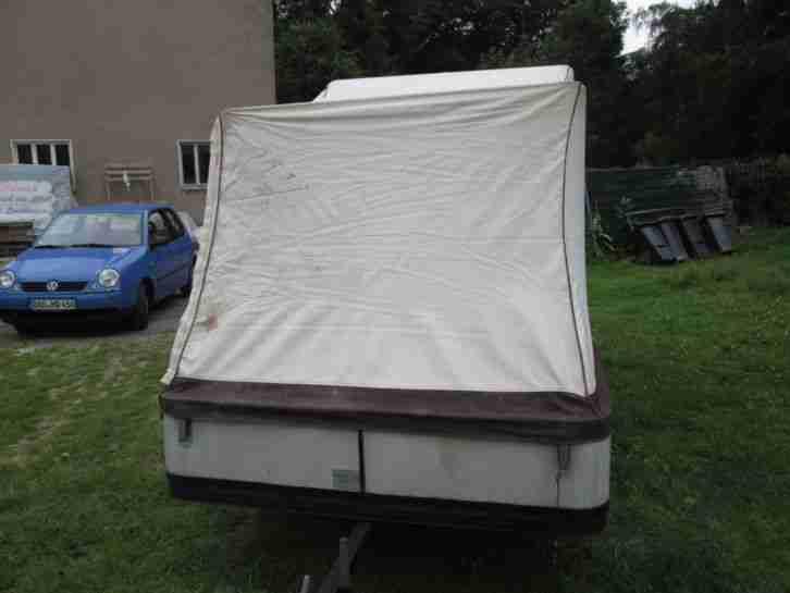 easy combi camp zeltklappanh nger faltcarawan wohnwagen. Black Bedroom Furniture Sets. Home Design Ideas