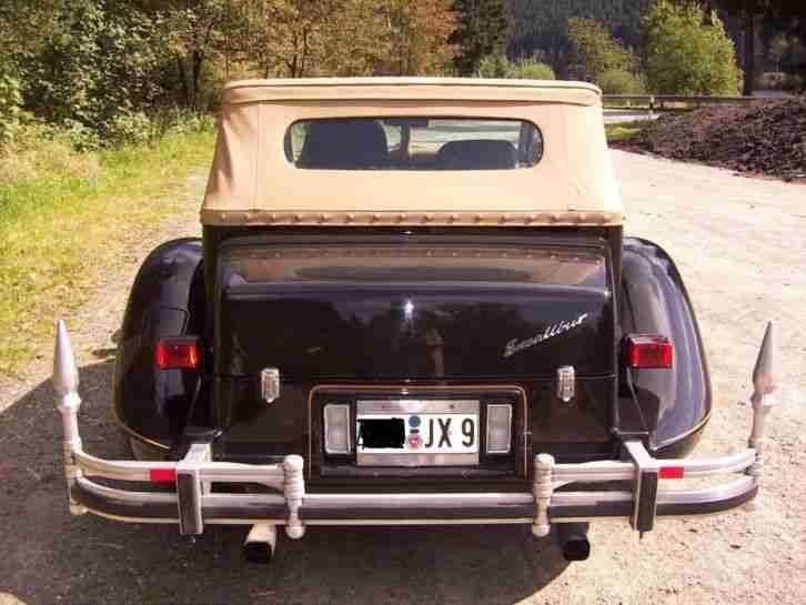 excalibur automobil phaeton serie 5 angebote dem auto von anderen marken. Black Bedroom Furniture Sets. Home Design Ideas